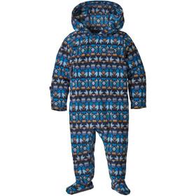 Patagonia Infant Micro D Bunting Kids cedar mesa/balkan blue